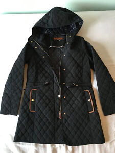 Massimo Dutti Quilted Jacket