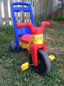 Fisher Price Push Big Wheel