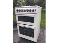 New World Gas Cooker 55cm