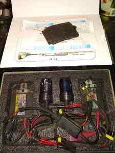 Kit complet HID H11 avec ballasts 55W