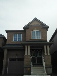 Amazing Brand New 4 Bedroom Detached House for Rent
