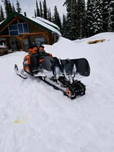 2010 Artic Cat M1000 163 track