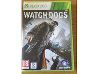 Watch dog Xbox game