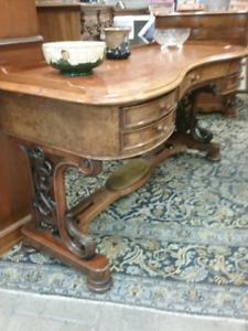 Antique WRITING TABLE DESK