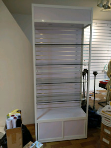 Display shelves for stores retail