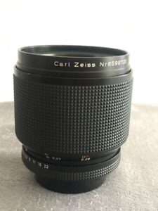 Contax S Plannar T Carl Ziess 60mm f/2.8 Lens For Contax/Yashica