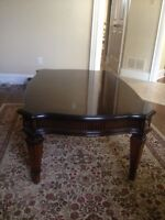 Beautiful European Solid Wood Table