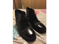 Cadet / Army Parade Boots Size 12