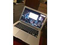 """13"""" MacBook Air - i7 1.7GHz, 8GB RAM, 256GB SSD"""