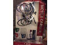 Bicycle bike rack for car or van?