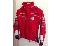 Kids 5-6 Ducati motorbike cool jacket