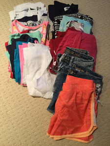 Assorted Brand Name Size 8 Girls Summer Clothes