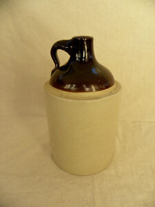 Antique earthen ware jug