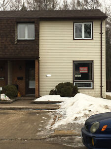 3 Bedroom Townhouse For Sale *Near LU and TBRHSC