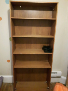 6ft shelf/bookcase for sale