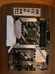 Asus Prime X470-Pro AM4 motherboard