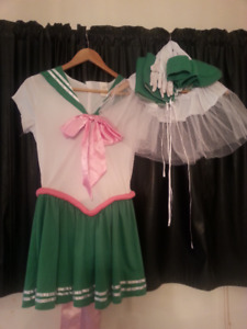 Sailor Jupiter Cosplay or Halloween Costume