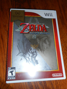 zelda for the wii