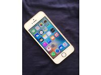 iPhone 5S EE Virgin T-mobile Gold very good condition