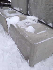 Concrete Lego Lock Retaining Wall Blocks