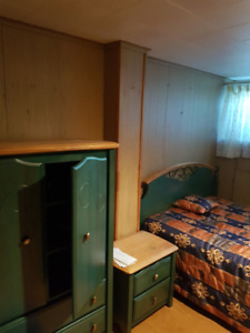 580$ Appartement tout inclus au sous-sol près UQO / UOttawa