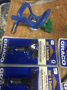 Paint sprayer accessories New and used Graco,Titan Strathcona County Edmonton Area image 2