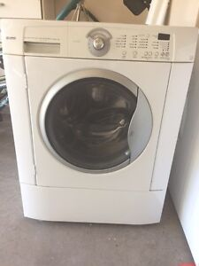 Front Fed Washer & Dryer