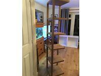 Wayfair open shelving £50