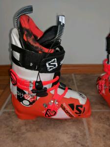 Botte ski Salomon Ghost 100 Park and Pipe