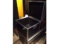 Large Flight Case with Wheels