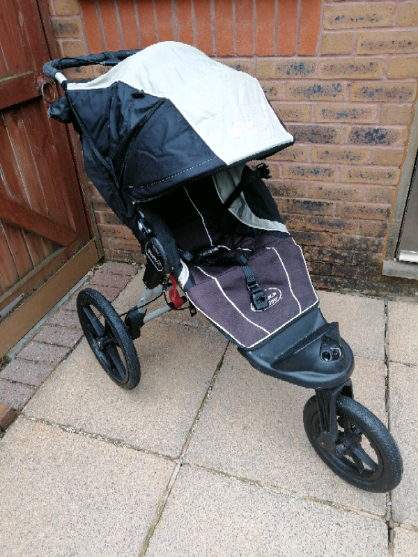 Baby Jogger Three Wheeler Running Buggy Pushchair All Terrain In Pencoed Bridgend Gumtree