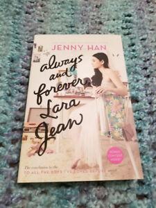 Already and Forever Lara Jean by Jenny Han
