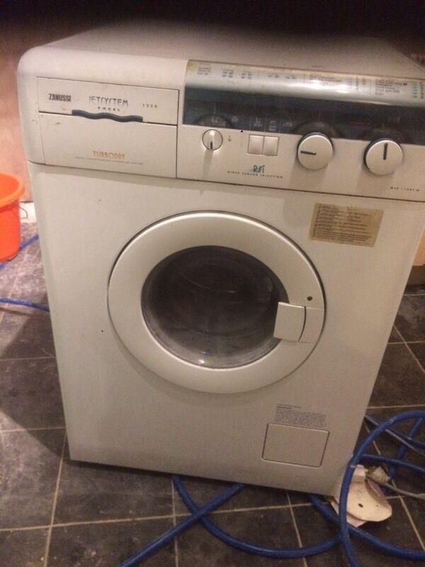 Zanussi Jetstream 1250 Washer Dryer For Sale In Swindon