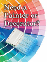 Painting, Decorating, Organizing and Cleaning