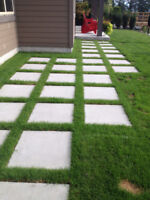 Patio? I'm one of the best-Slabs or flagstone