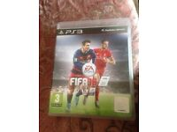 fifa 16 for £25 for ps3