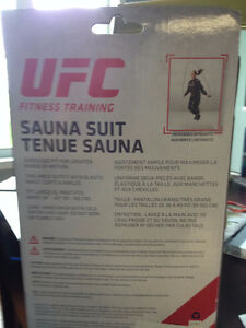 UFC Sauna Suit !!! BRAND NEW IN THE BOX !!! Kingston Kingston Area image 4