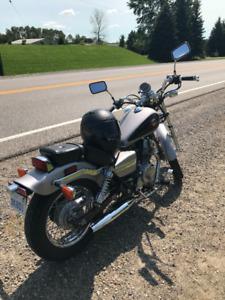 2000 Honda Rebel cmx 250