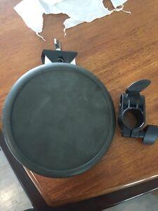 (1) Clamp support holder Roland V-Drum sans l-rod