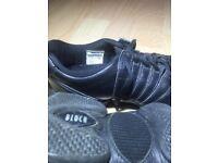 Bloch hip hop dance shoes