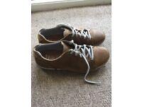 Men's Casual Shoes - Clark's - Tan colour - Size 10