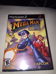 Megaman anniversary collection brand new sealed ps2 London Ontario image 1