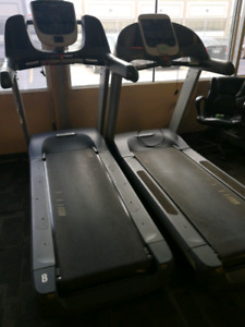 Precor 954i and 833 treadmill. Price per item.