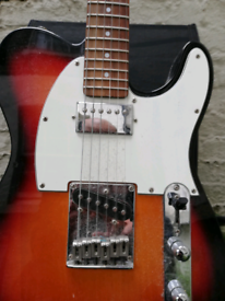 Fender Squire Standard. Squire Standard Telecaster humbucker in neck
