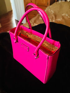 Brand new authentic hot pink Kate Spade $120