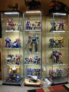 Transformers Masterpiece & Bandai Soul of Chogokin Lot