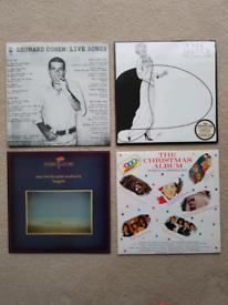 Vinyl albums & singles for sale