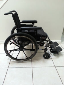Foldable Wheelchairs