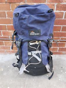 Macpac size 3 great backpacking backpack