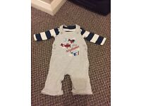 Mothercare outfit (upto 10lb newborn)